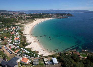 Playa Montalvo - Sanxenxo